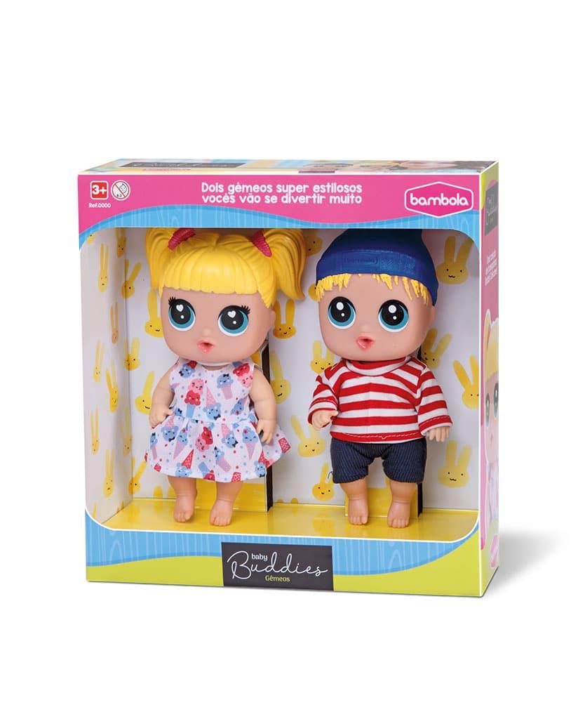 697 - Baby Buddies Gêmeos